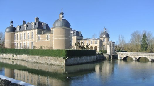 Le Château de la Ferté, producteur de Vins de Reuilly (AOP)