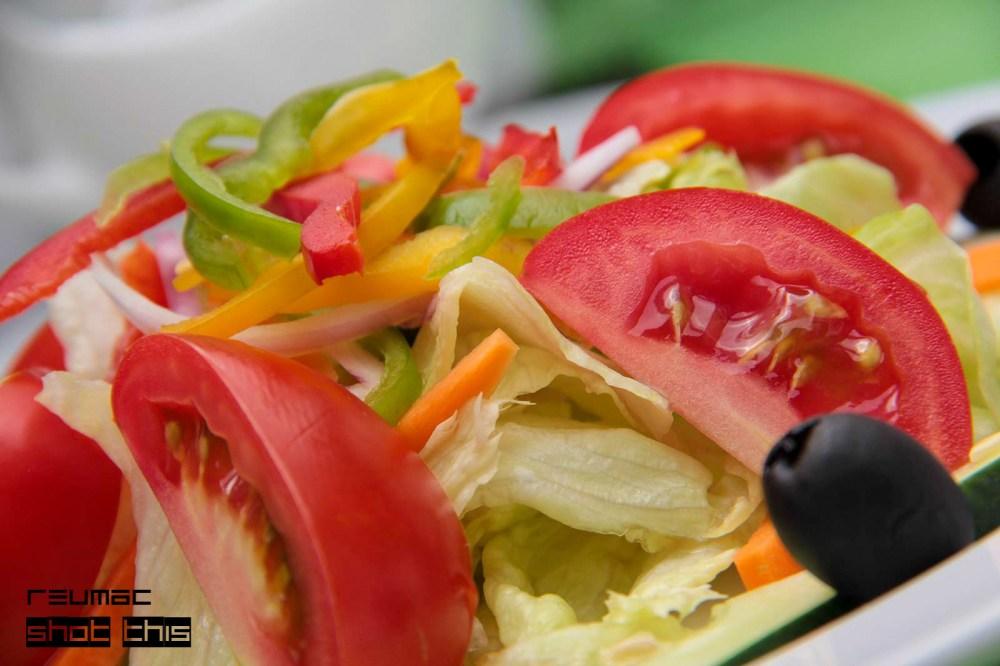 Tasty Treats - Vegetable Salad  (1/3)