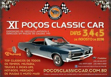 XI Poços Classic Car 2018