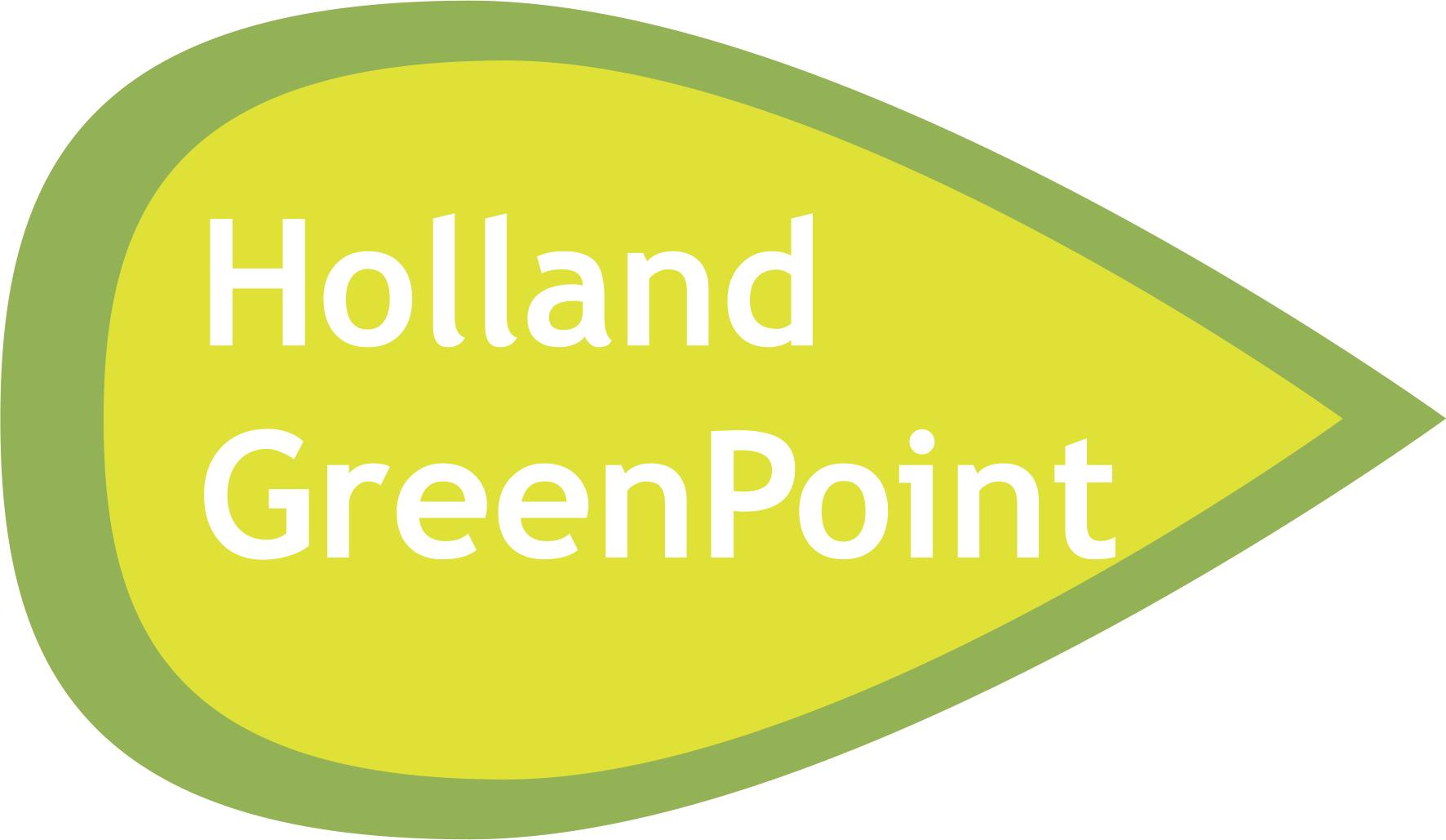 Holland GreenPoint - logo