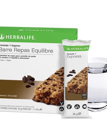 Barre repas Formula 1 Chocolat Herbalife