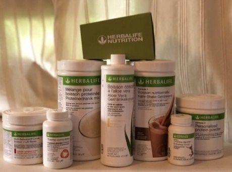 Booster Pack Herbalife