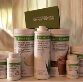 Booster Pack Herbalife