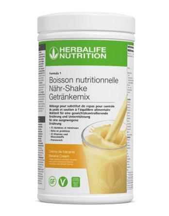 Formula 1 Crème de banane Herbalife