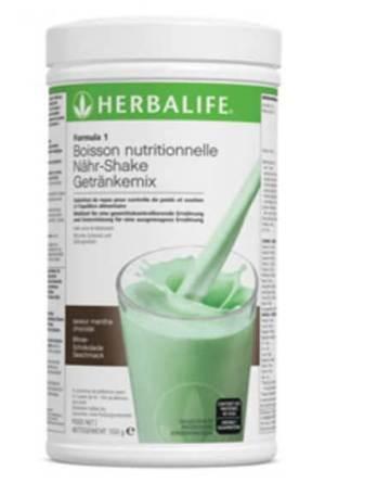 Formula 1 Menthe Chocolat Herbalife