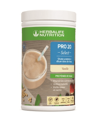 Pro 20 Select - Shake Protéiné Herbalife