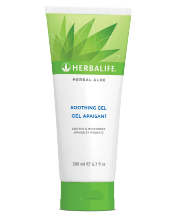 Gel Apaisant Herbal Aloe Herbalife Ile Réunion