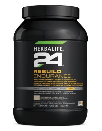 Herbalife24 Rebuild Endurance Vanille