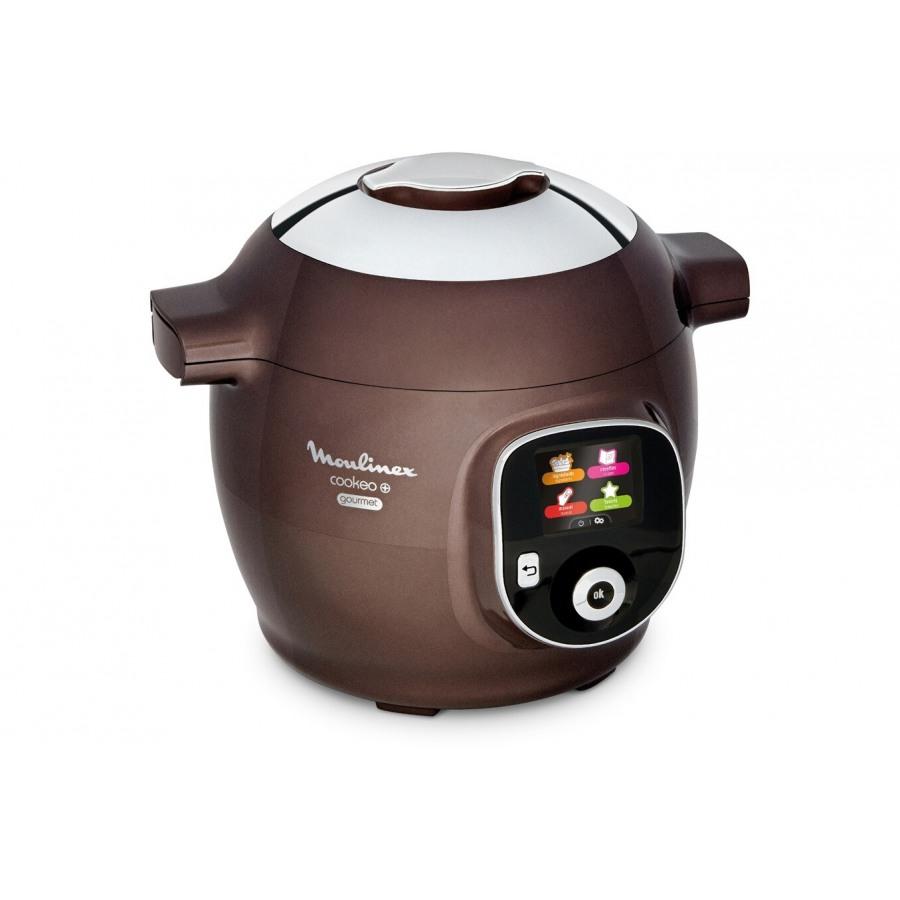 moulinex cookeo gourmet ce852900 marron
