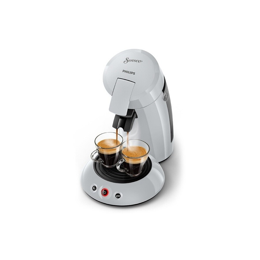 Cafetiere Philips Machine A Cafe A Dosettes Hd7806 11 Darty Reunion