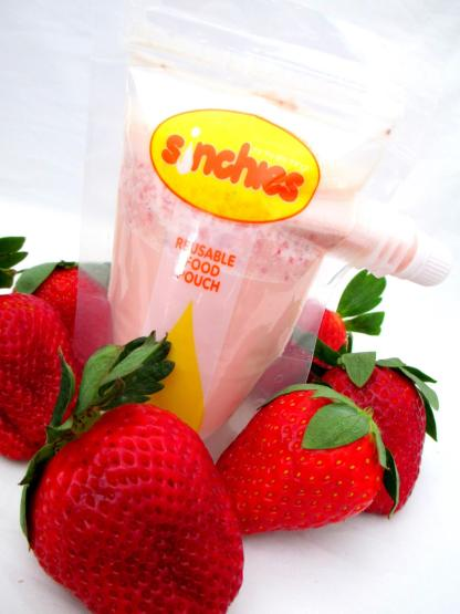 200ml Sinchies reusable food pouch