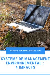 Système de management environnemental : 4 impacts