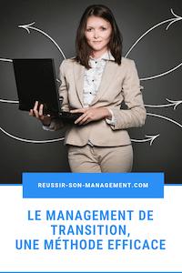 Le management de transition, une méthode efficace