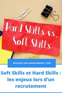 Soft Skills vs Hard Skills: les enjeux lors d'un recrutement