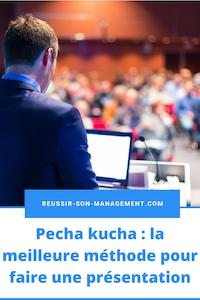 Pecha kucha : la meilleure méthode pour faire une présentation