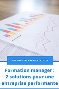 Former ses managers, une étape nécessaire pour la performance d'entreprise