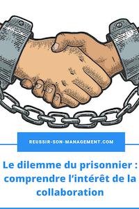 Le dilemme du prisonnier: comprendre l'intérêt de la collaboration