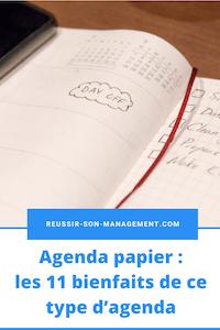 Agenda papier: les 11 bienfaits de ce type d'agenda