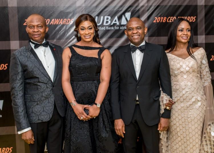 UBA célèbre l'Afrique et honore son personnel lors de l'édition 2018 du prix CEO Awards