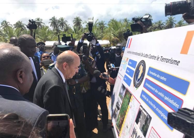 Education-Côte d'Ivoire: Le pays sera bientôt doté d'une académie internationale de lutte contre le terrorisme