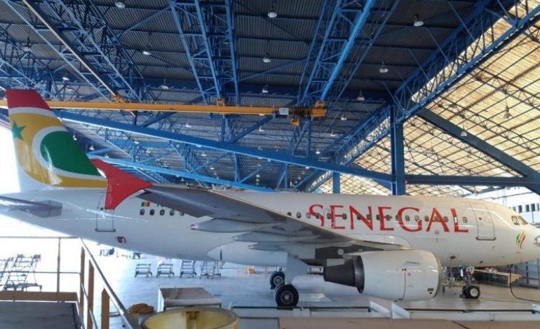 L'A330Neo Casamance, propriété officielle et exclusive d'Air Sénégal