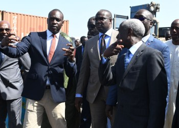Parc éolien de Taïba Ndiaye ; les premiers 50 MW attendus en décembre