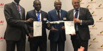 Renforcement Flotte: Air Sénégal vise 8 A220 de dernière génération