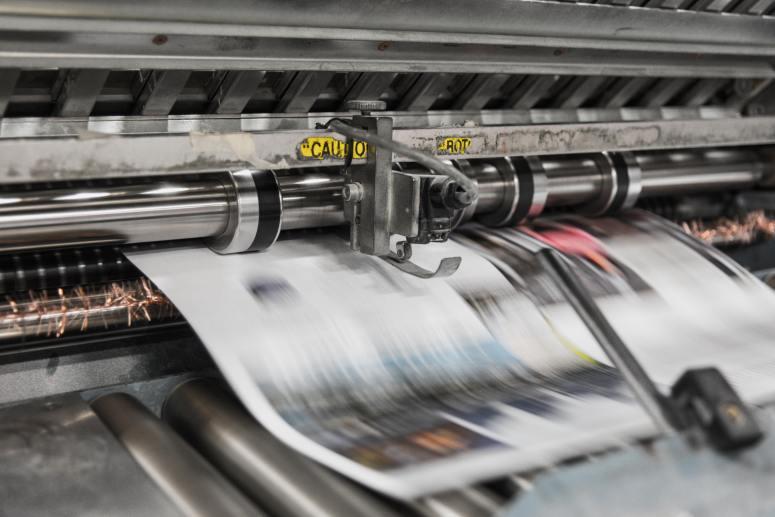 imprimerie presse agricole pour documents print