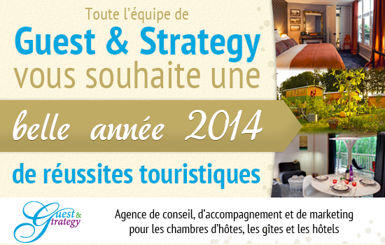 Carte_voeux_Guest_Strategy_conseil_accompagnement_chambres_hotes_Jérôme_Forget_2014