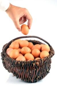 Ne pas mettre tous ses œufs dans le même panier pour éviter les pièges
