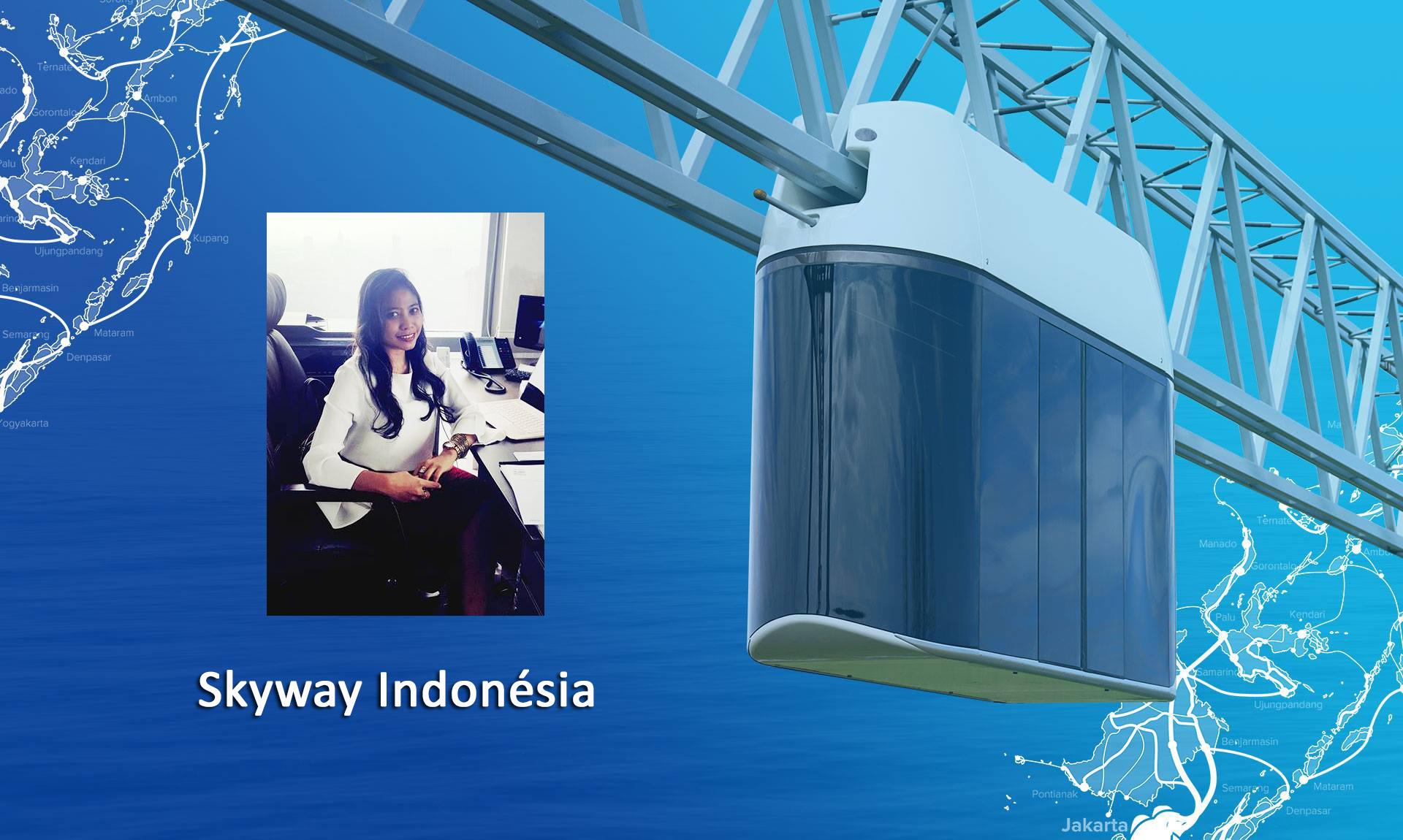Skyway et l'Université d'Indonésie