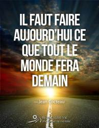 Nouvelle Citation Facebook