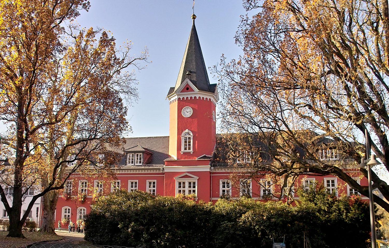 Berga/Elster, Rathaus