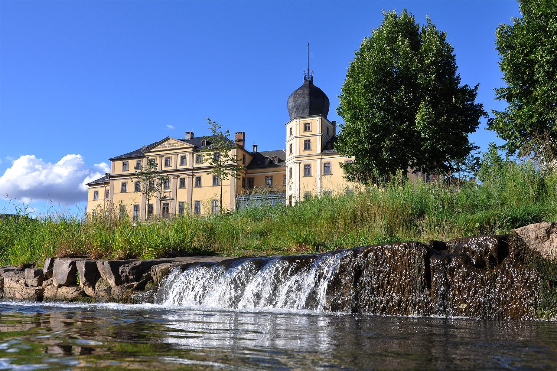 Greiz, Schlossgarten