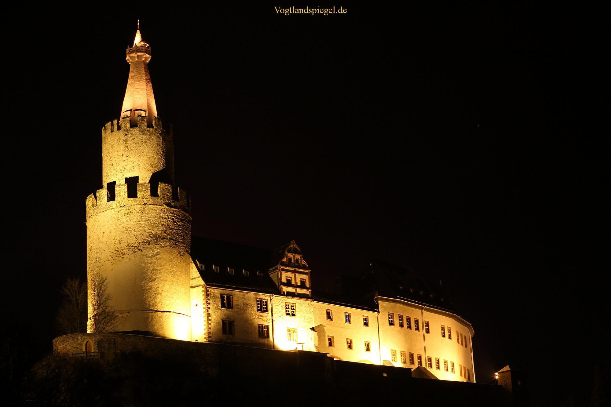 Die Osterburg – Stammburg der Vögte zu Weida