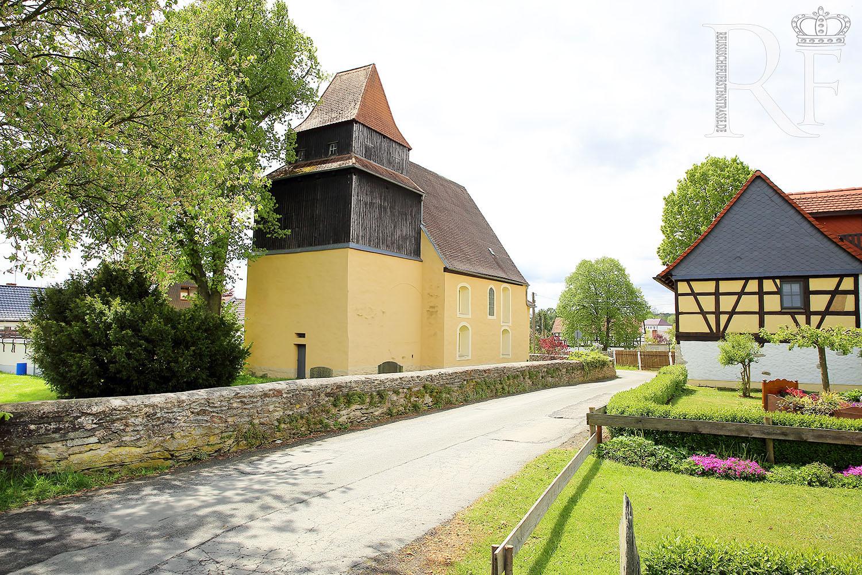 Clodra bei Berga/Elster