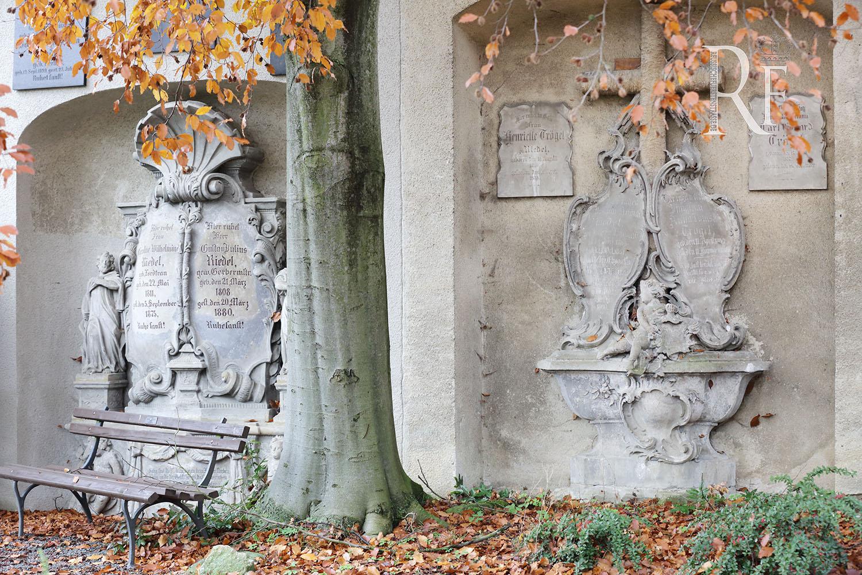 Der Bergfriedhof Schleiz