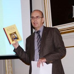 Buchpräsentation: Die Mumie des Königs General