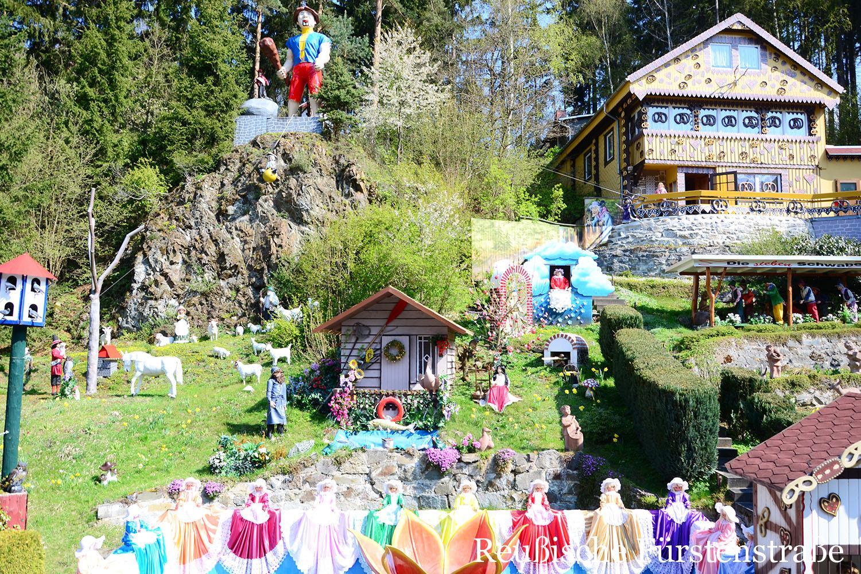 Märchenwald Saalburg