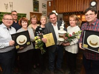 Verleihung des Kloßvogt-Pokals