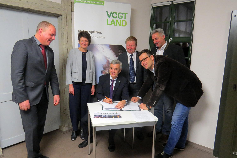 Städteverbund wollen Dachmarke Vogtland nutzen
