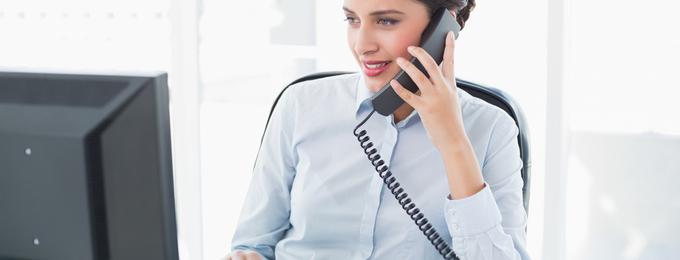 Routine d'appel téléphonique de prospection MLM