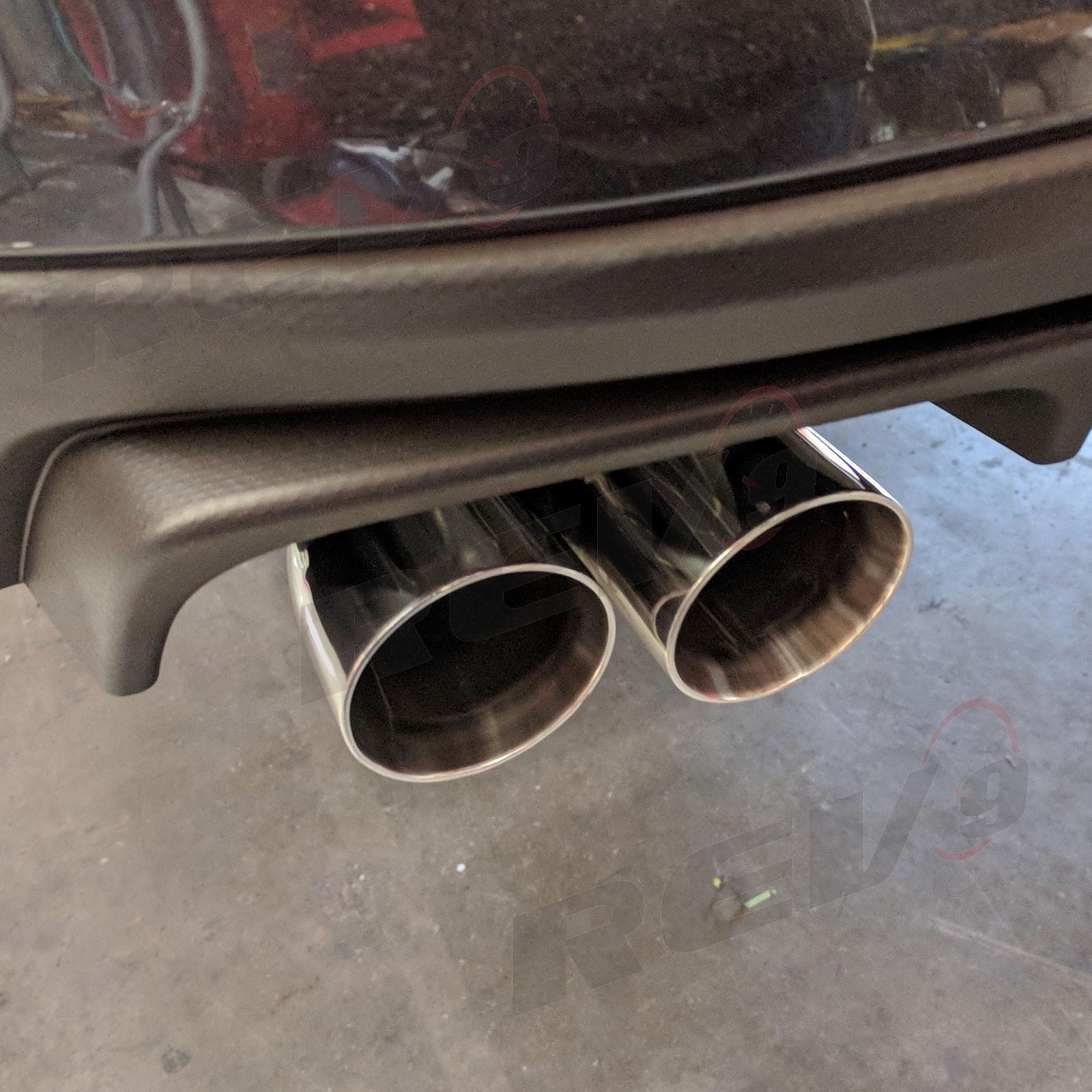 subaru wrx va1 2015 20 flowmaxx axle back sports exhaust kit