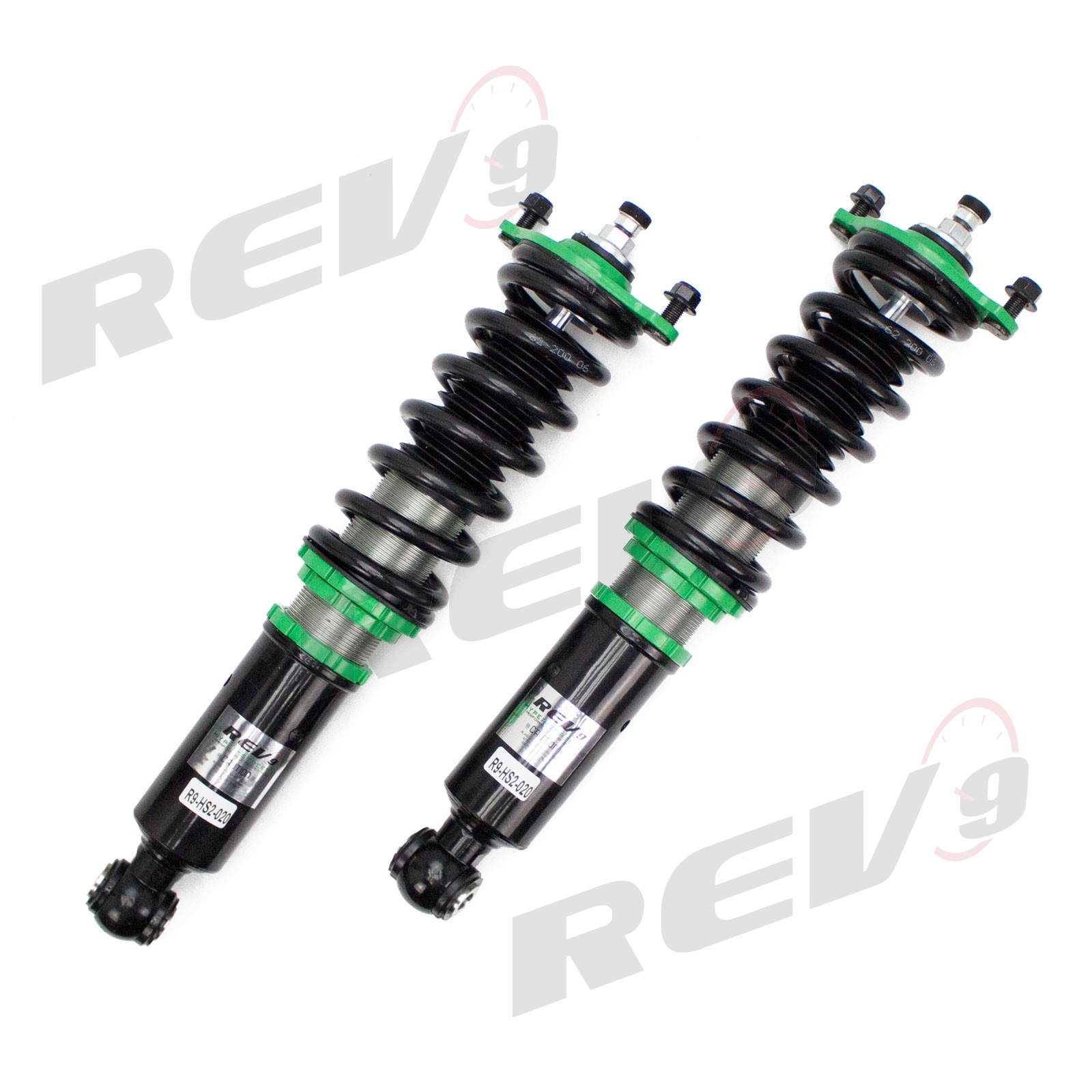 Rev9power Hyper Street 2 Coilover Dampers Mitsubishi