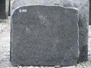 Hauakivi: K147 (kõrgus34cm./laius38cm.)