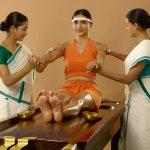 Abhyangam treatment
