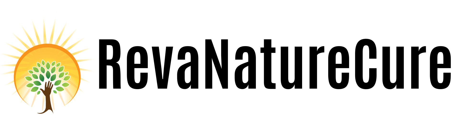 Reva Nature Cure logo
