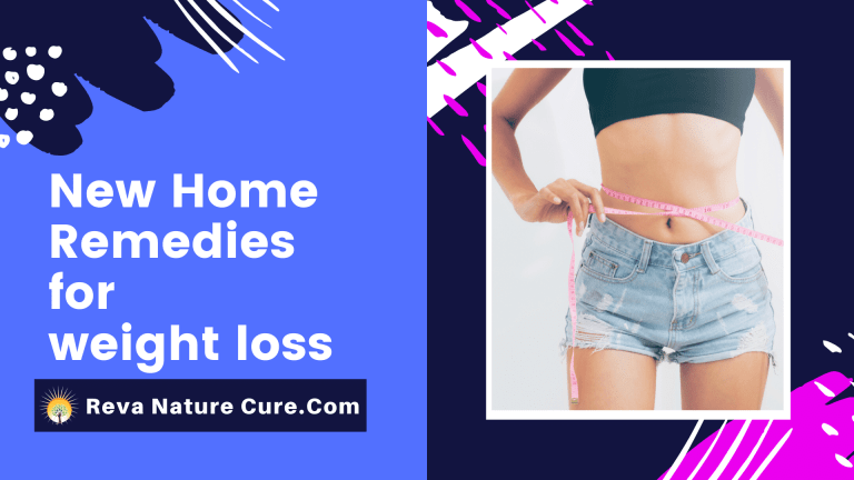 Read more about the article New Home Remedies for weight loss naturally (Latest-2020)