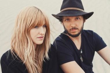 Lisa and Michael Gungor