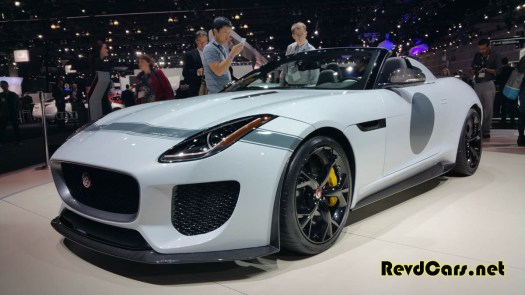 We ABSOLUTELY LOVE the Jaguar F Type